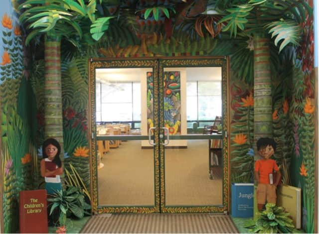 Wilton Library celebrates its brand-new Children's Library entrance with a ribbon-cutting ceremony on Thursday, Oct. 8, at 5 p.m. The public is invited to the festivities which includes a reception.
