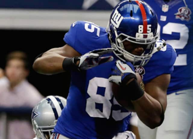 Giants tight end Daniel Fells has contracted MRSA.
