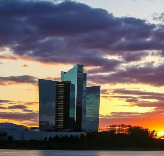 The Mohegan Sun is Connecticut's most Instagrammed location.
