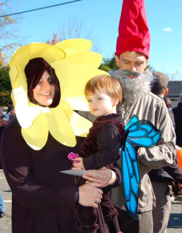 The 34th annual Halloween Parade will be Oct. 25 in New Canaan.