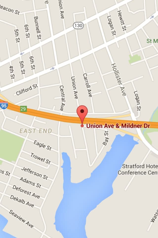 Two teens were hurt in a shooting in the East End of Bridgeport near Mildner Drive and Union Avenue.