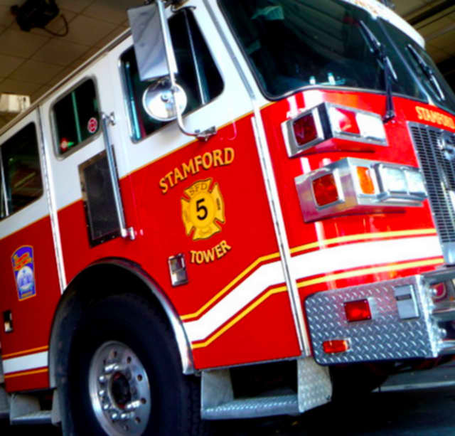 No one was hurt in an early morning fire Sunday in Stamford.