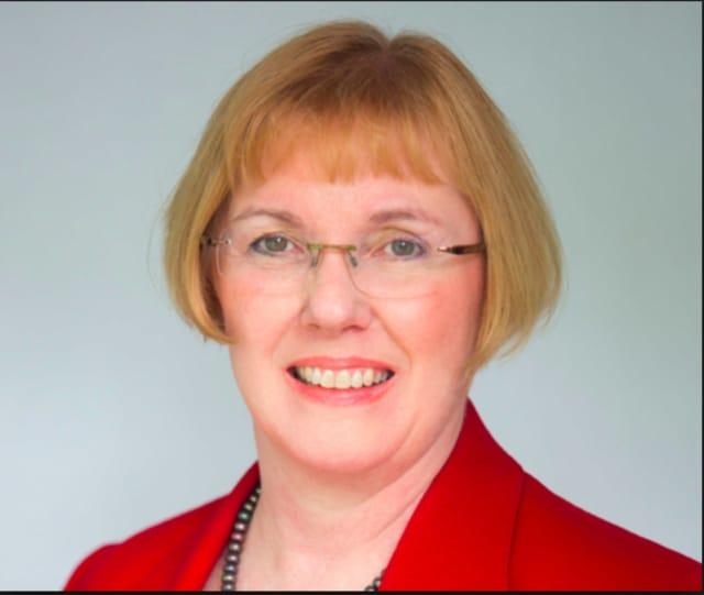 Deborah McFadden is seeking to receive the Democratic nod for Wilton First Selectman.