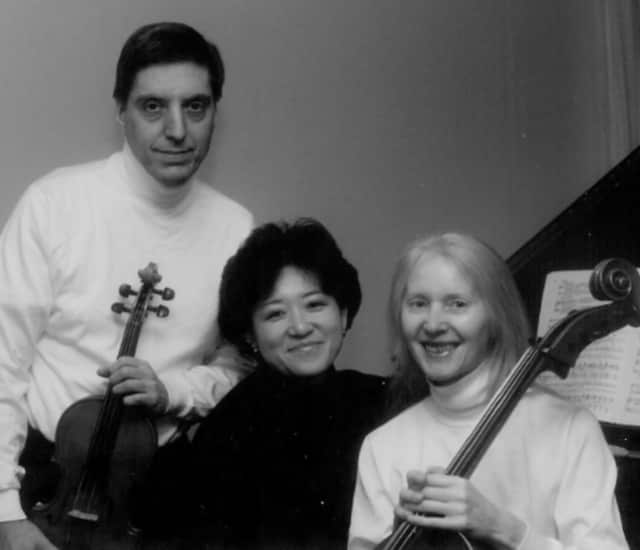 The Errante/Cho Trio will be performing at Wilton Library for the opening concert in its Connecticut's Own series on Sunday, Nov. 1, from 4 to 5 p.m. The concert is free of charge.