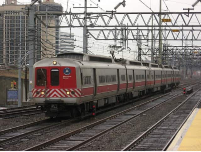 Metro-North trains