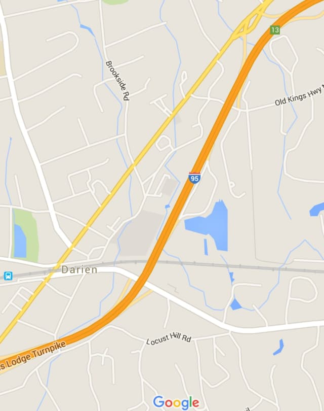 Darien and Norwalk commuters can expect delays between Exits 11 & 13 on I-95 Oct. 29 due to lane closures for sinkhole repairs.
