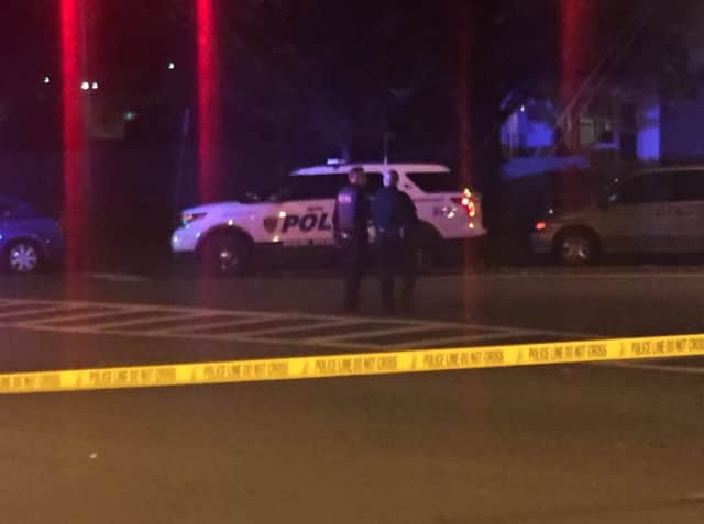 New Rochelle police were called to a motorcycle crash on Pelham Road.