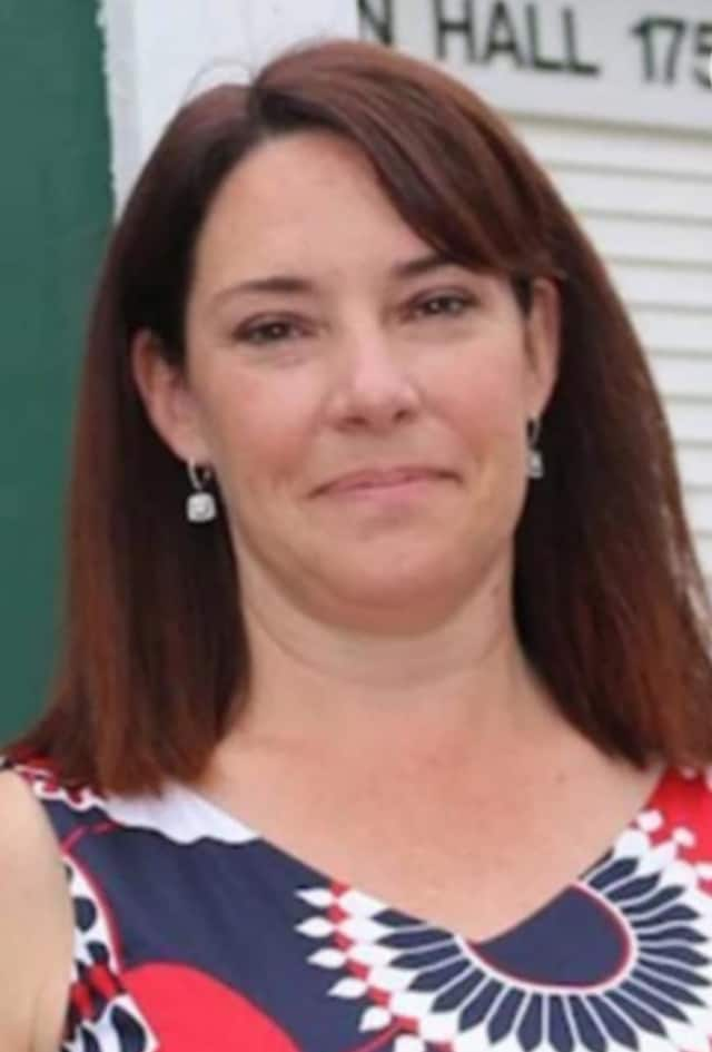 New Fairfield First Selectman Susan Chapman was re-elected Tuesday.