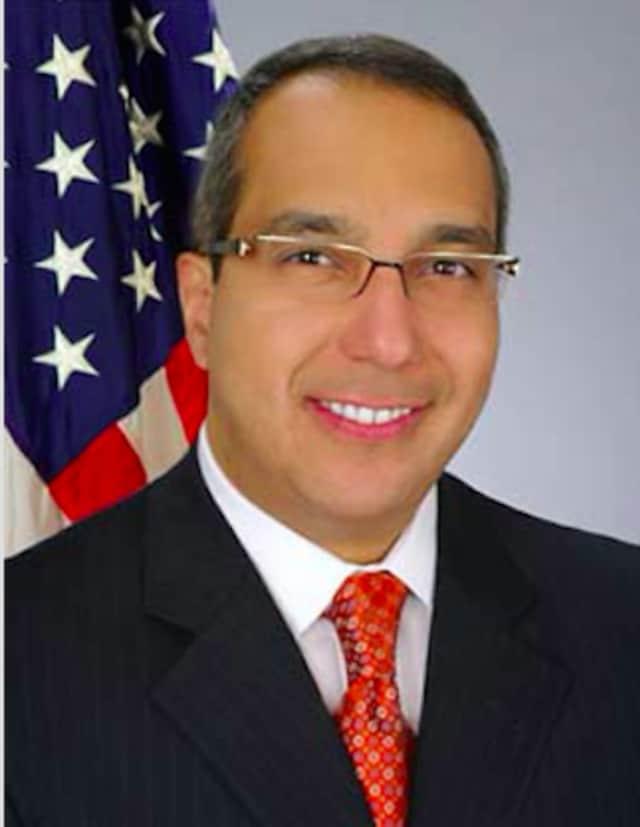 Passaic Mayor Alex D. Blanco.