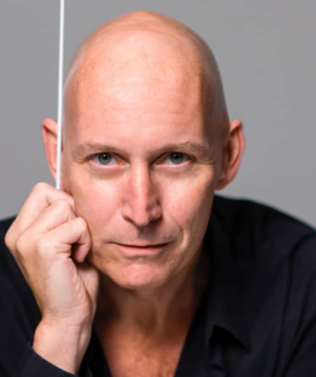 """Guest Conductor Kevin Rhodes will lead the Stamford Symphony Saturday and Sunday for """"Principally Beethoven."""""""