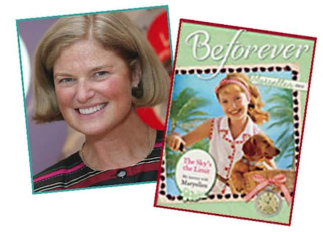 """American Girl"" series author Valerie Tripp is visiting Mount Kisco and Katonah on Saturday."