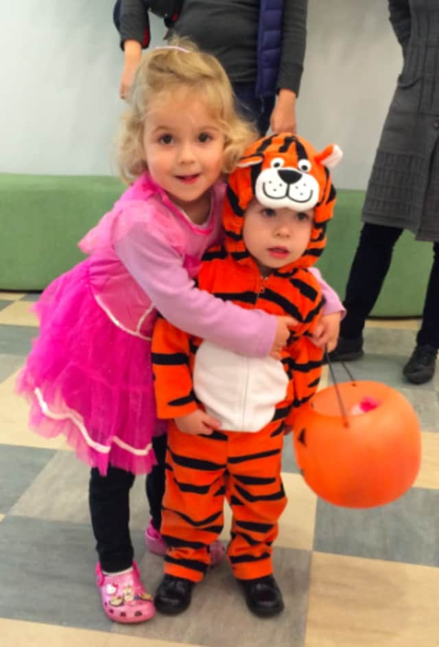 Come in costume to Closter's Halloween Fair.