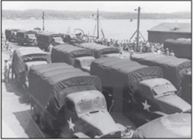 The Piermont Historical Society will present a documentary on the important role the area played during World War II