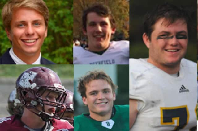 Five New Canaan Country School Alums attribute their success to being high school football captains.