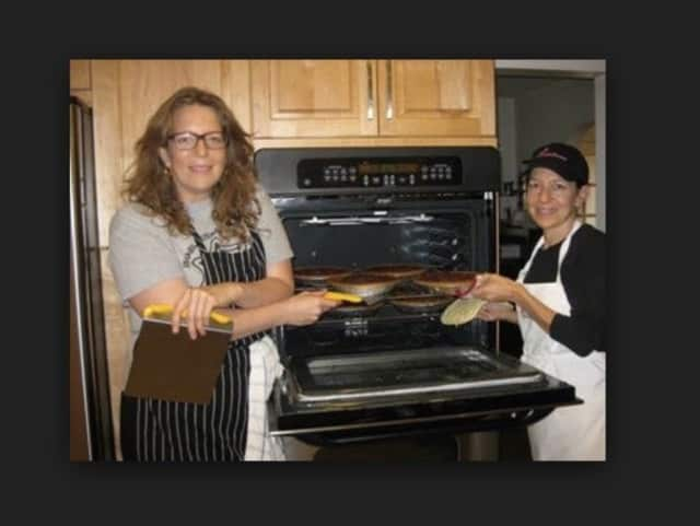 "Sharsheret's Ovarian Cancer Program is baking pies for ""Pies For Prevention"" in Teaneck."
