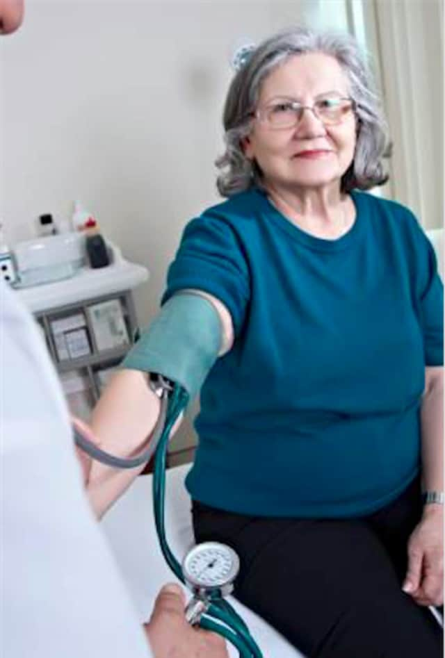 Seniors in Lyndhurst can attend a health screening on Tuesday, Nov. 17.