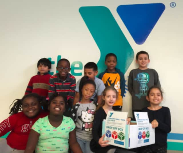 The Stamford Family YMCA is holding a community Lego Drive