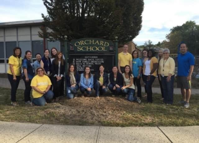 Orchard School staff.