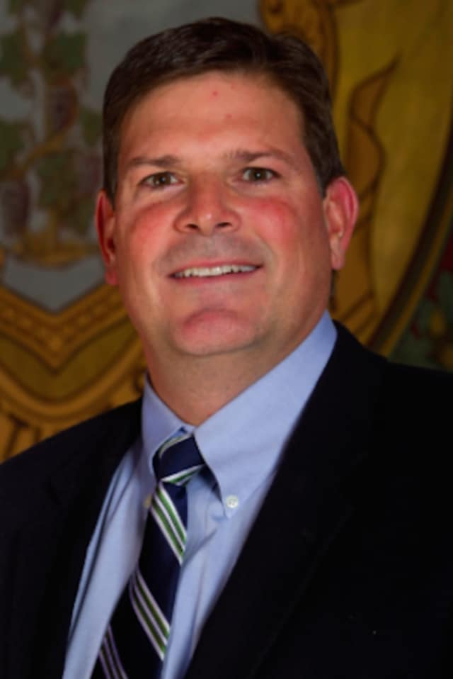 State Rep. Thomas O'Dea (R-125) represents New Canaan and Wilton.