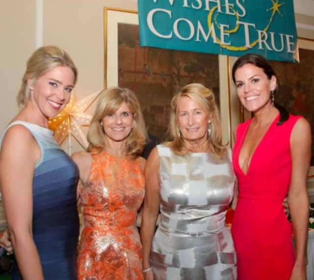 """Make-A-Wish® Connecticut's annual """"Celebrating Wishes"""" Ball raised more than $500,000."""
