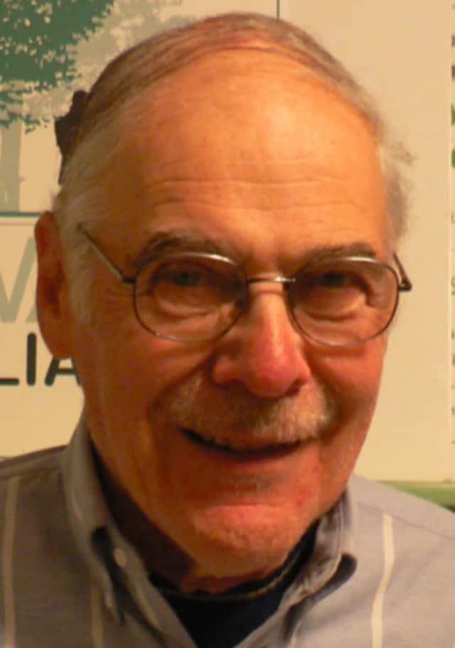 Dan Landau was re-elected president of Norwalk Tree Alliance.