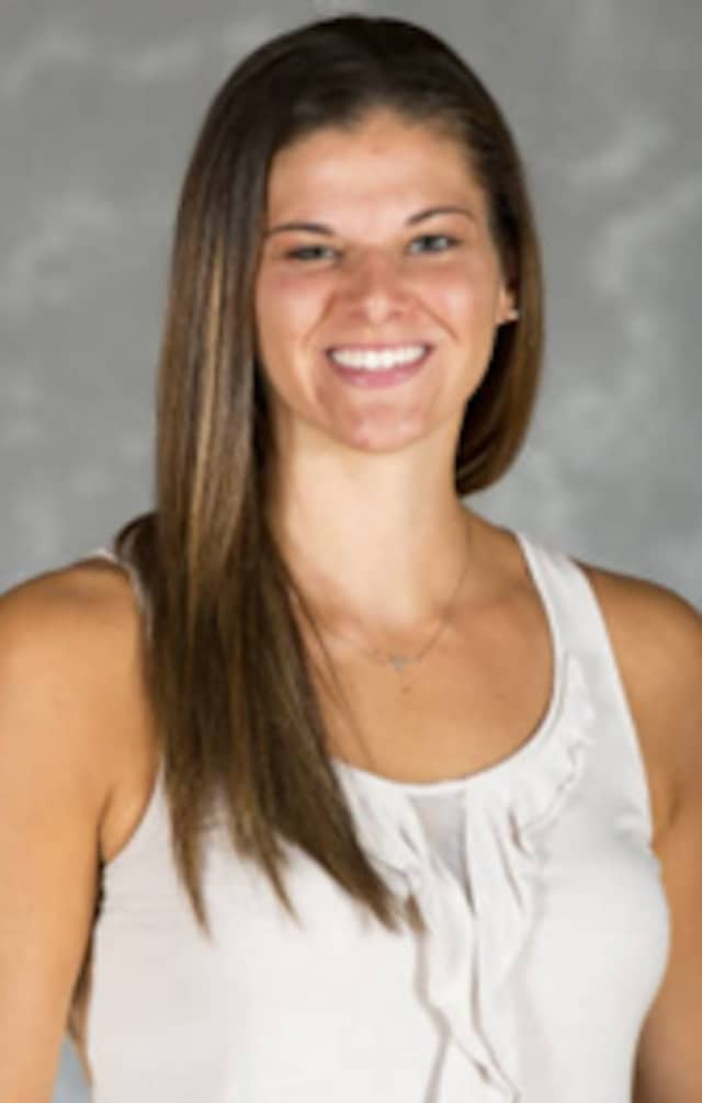Marist College women's basketball player Tori Jarosz, a senior from Cortlandt Manor, was named the MAAC Student-Athlete of the Week.