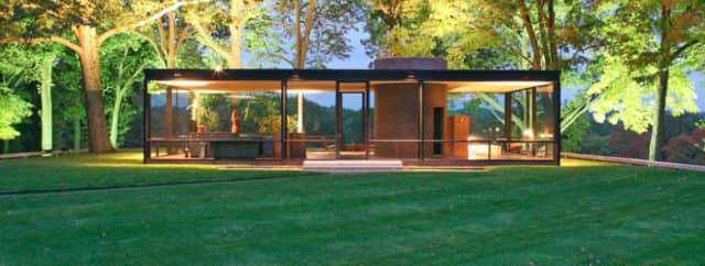 New leaders take over at the Glass House in New Canaan, known for its beautiful art exhibits and buildings.