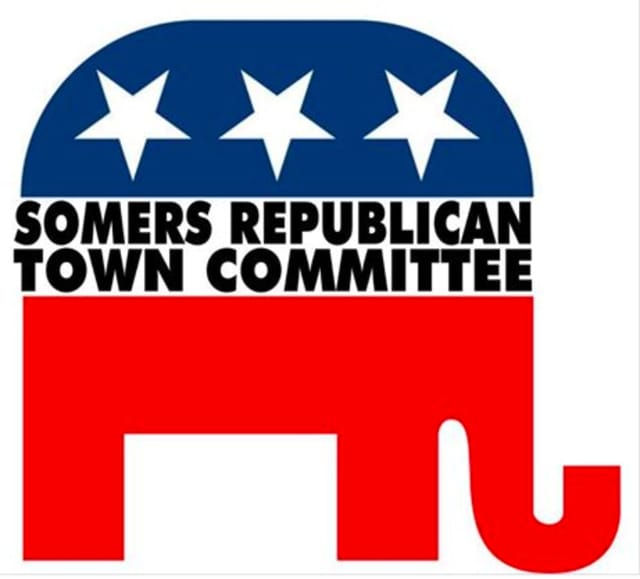 Somers Republicans will honor James Flood and his wife, Virginia Gallin, on Monday, Dec. 7.