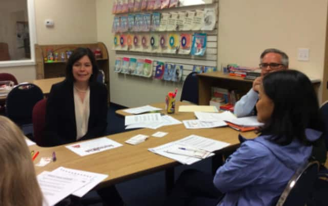 The Tutoring Club, a private service based in Stamford, recently held a workshop for parents with children facing the SAT/ACT tests. Preparation is the key, club officials said, to reducing anxiety for both students and their parents.