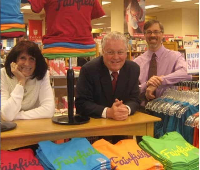 """Fairfield First Selectman Mike Tetreau announced that the public is invited to take part in the upcoming """"Shop & Stroll into Spring"""" event on Thursday, April 28."""