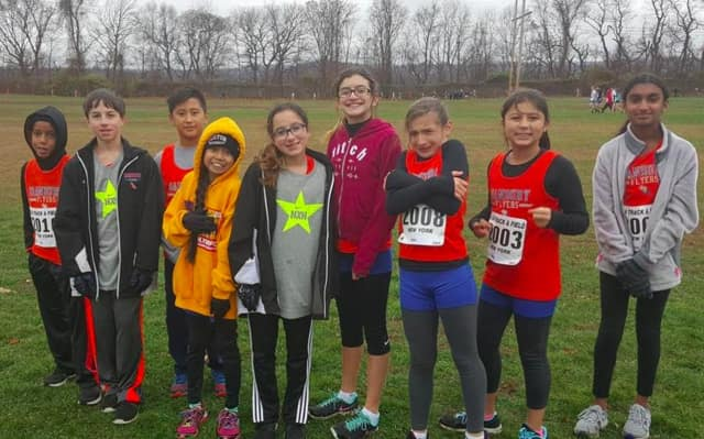 The Danbury Flyers cross country team ran well at the final races of the season.