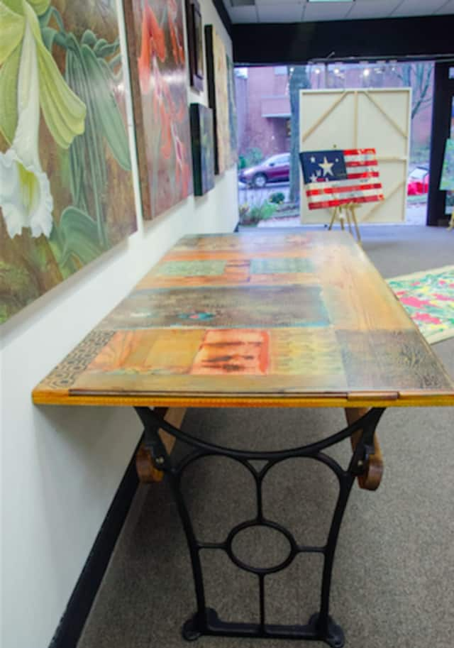 Greenwich's C. Parker Gallery takes a countercyclical approach with its latest exhibition, Upcycled!