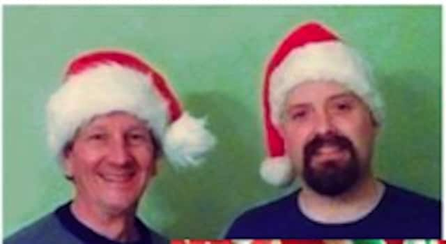 Roger and Lenny will lead the sing-alongs during a holiday event at the Red Hook Library on Dec. 9. Visitors are asked to bring donations of food, blankets and personal items.