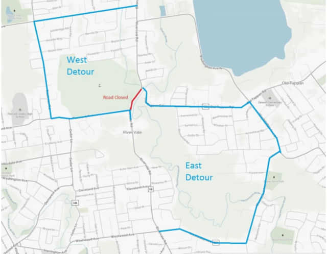 A major road project will start in River Vale Dec. 10.
