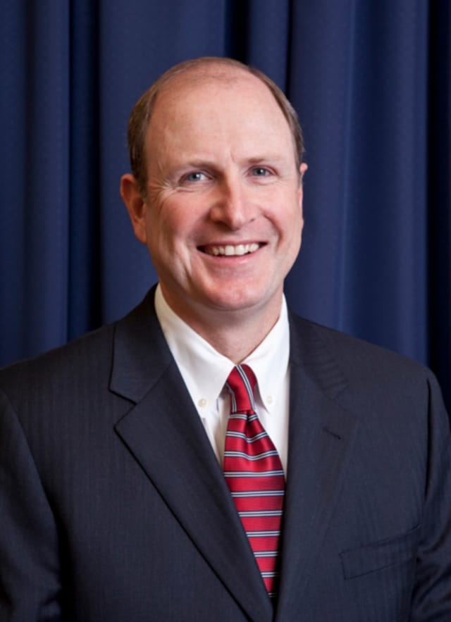 Republican state Sen. Kevin Kelly