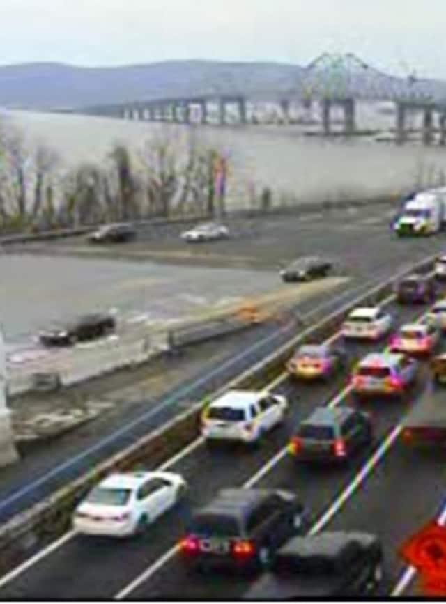Tappan Zee Bridge Accident Causes Stop-And-Go Delays | Yonkers Daily