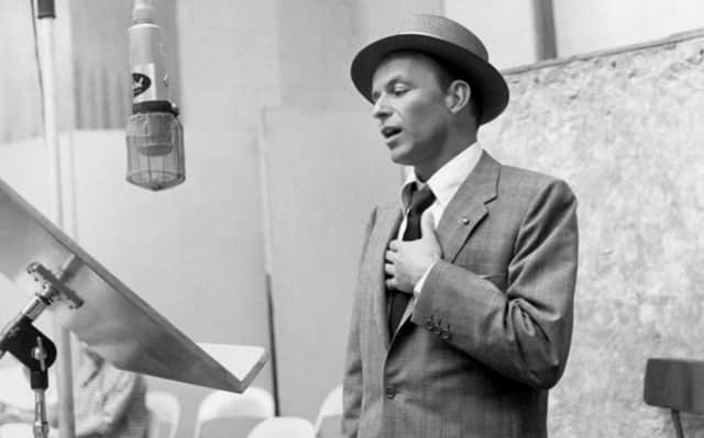 The Mahwah Library will celebrate Frank Sinatra.