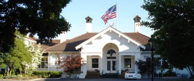 A search for a burglary suspect on Tuesday night ended up at Blind Brook Club. Police were unable to catch someone who broke into a vacant model home at the Enclave at Rye Brook.