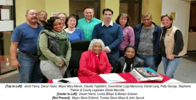 Members of the 2015-2016 WestCOP/Eastchester Community Action Partnership Advisory Council held their first meeting in November.