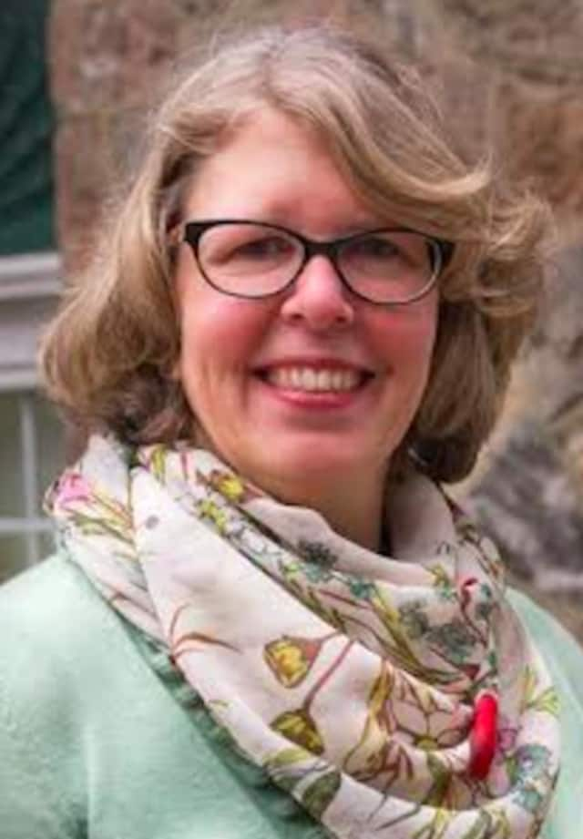 Christine Hruska, a Ridgefield Academy teacher, re-discovered her passion for writing during a trip to Maine over the summer. She took the trip with assistance from a grant from the school.