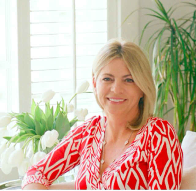 Madalene Benoist d'Etiveaud of the Greenwich-based business, Bash Weddings & Events.