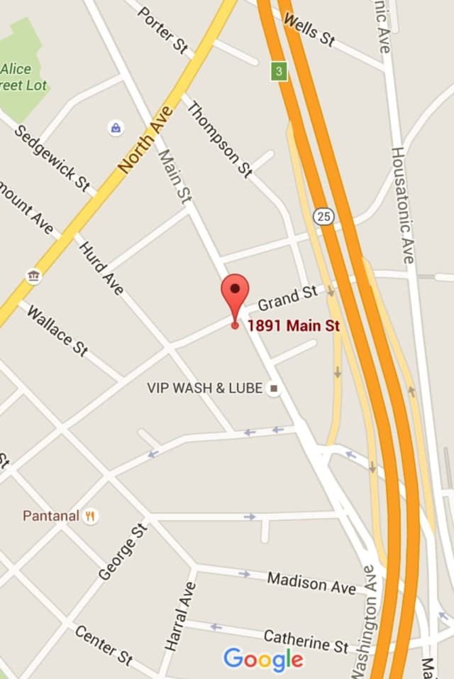 A teenager working at a pizza place at  1891 Main St. in Bridgeport was shot to death Friday night.