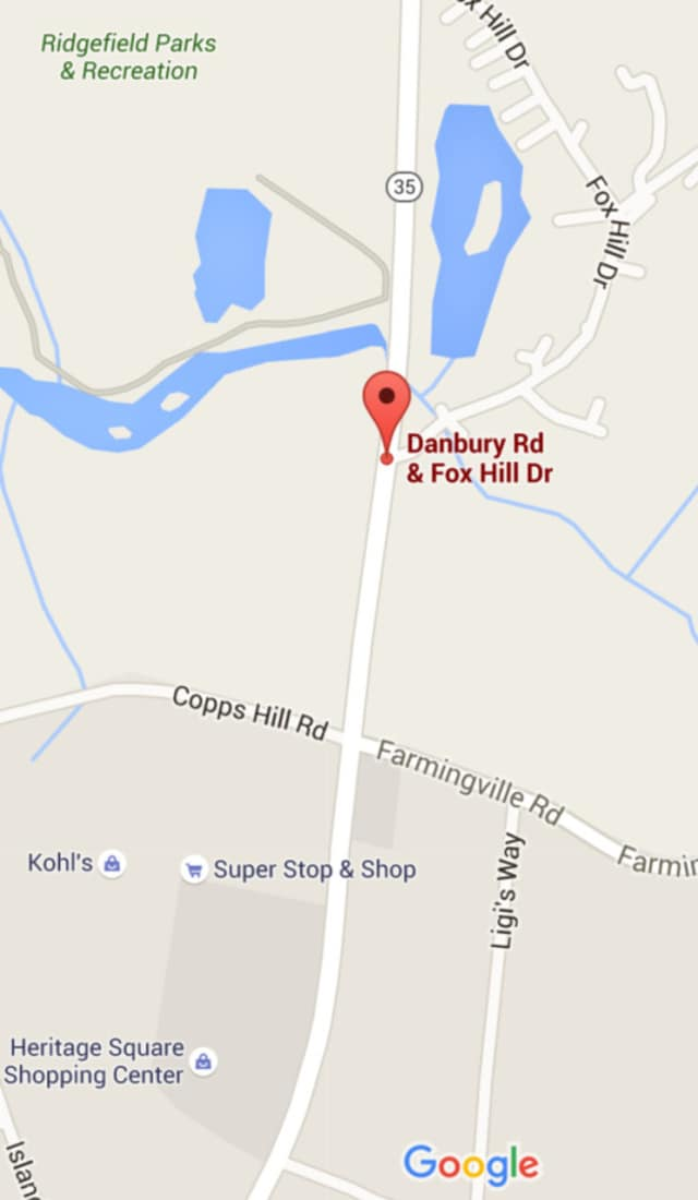 There will not be one-way alternating traffic on Route 35 on Monday near the Fox Hill Condominiums.