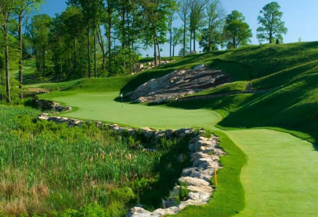 Golfers anxious to play in the unusually mild winter can tee off at Pound Ridge Golf Club, which is open year-round.