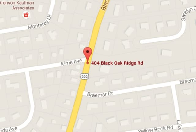 Wayne police were investigating a Sunday night crash on Black Oak Ridge Road.