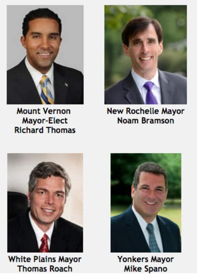 Mayors from four Westchester County cities will be the panelists for the upcoming KeyBank Speaker Series, which will be hosted by the Business Council of Westchester.
