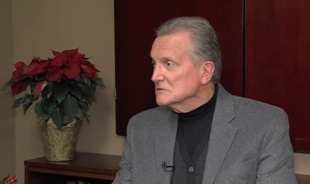 "John Chambers, Bedford Central's interim schools superintendent, talks about his background in an interview of the district's ""Bedford Central Buzz"" program."