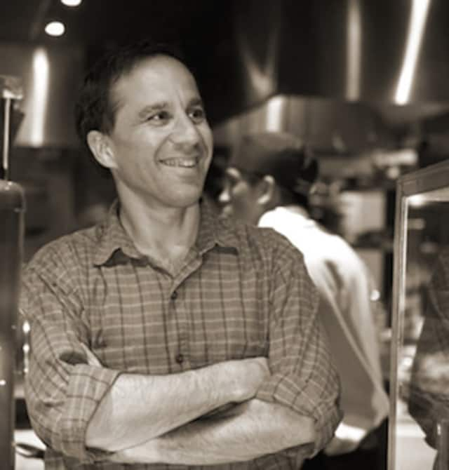 Wilton resident Andy Pforzheimer, CEO and co-founder of Barcelona restaurants.
