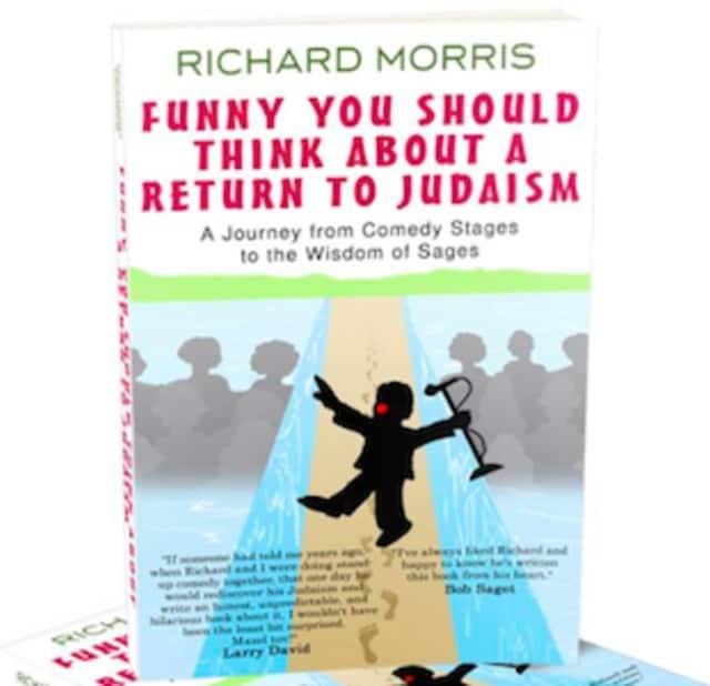 Comic Richard Morris will perform Jan 10 in Norwalk.