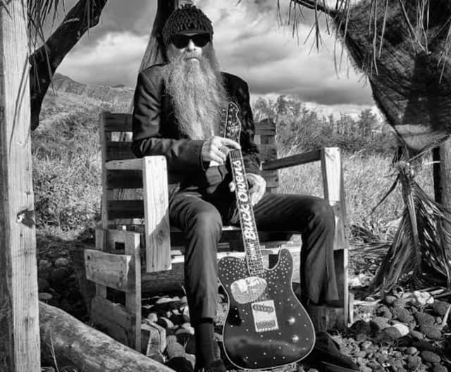 Guitarist Billy Gibbons is set to perform Feb. 5 at the Ridgefield Playhouse.